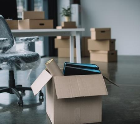 Déménagement & Transfert d'entreprises