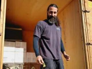 Garde meuble en containers plombés individuels